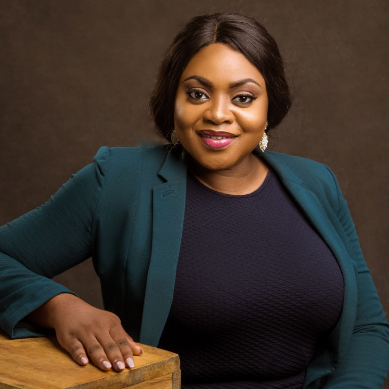 Mrs Nkechi Portrait